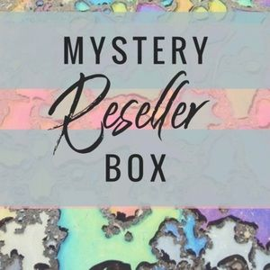 Shoes Mystery Reseller box